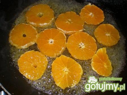 Pomarańcze karmelizowane