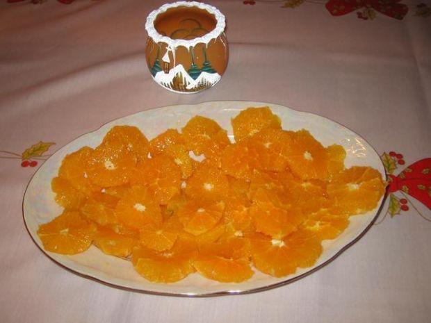 pomarancze na deser