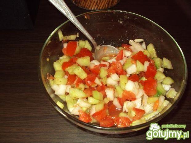 Pomidorek z ogóreczkiem