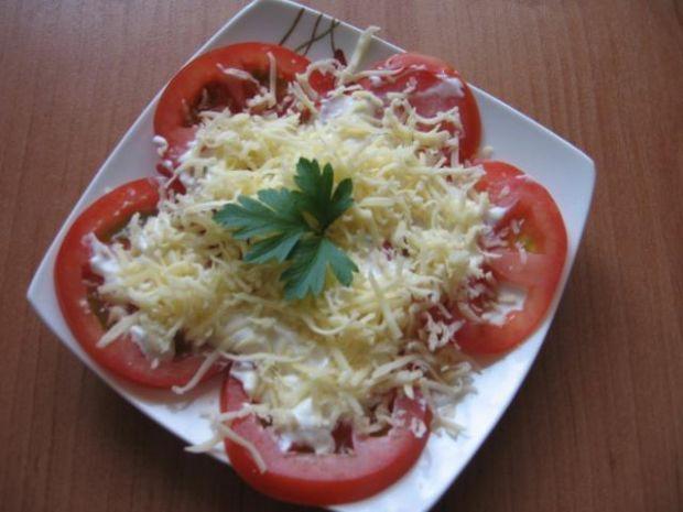 pomidorki pod pierzynką