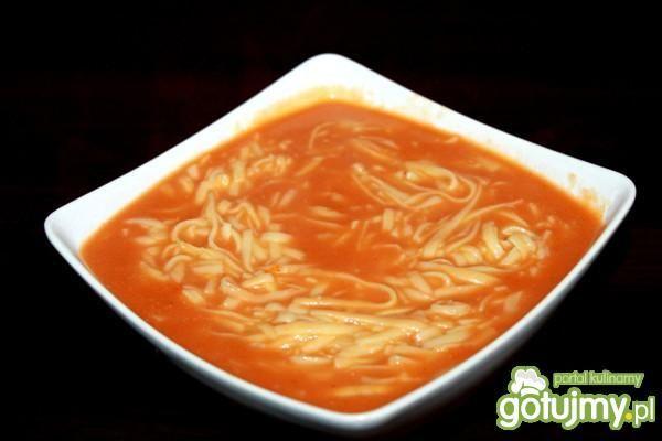 Pomidorowa na korpusie