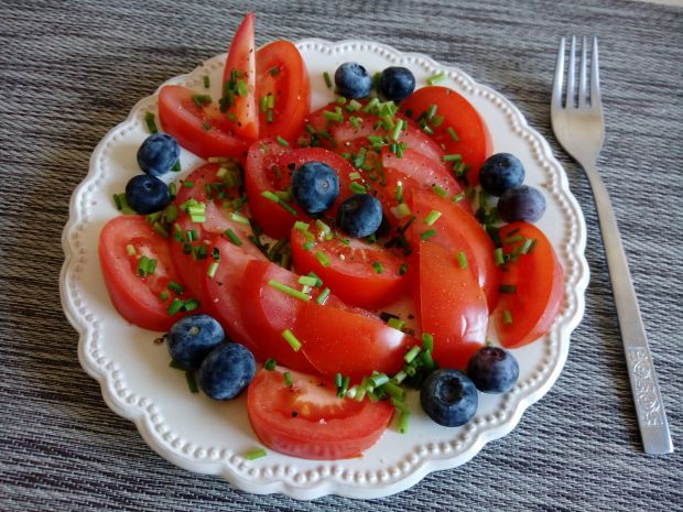 Pomidorowa sałatka