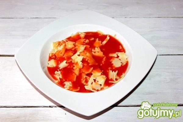 Pomidorowa z kefirem