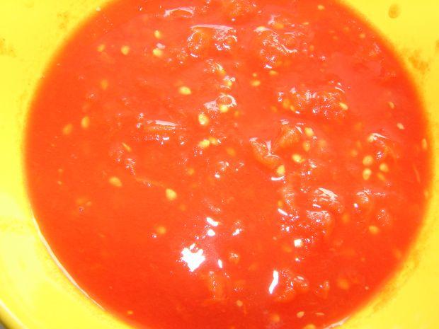 Pomidorowa z papryką