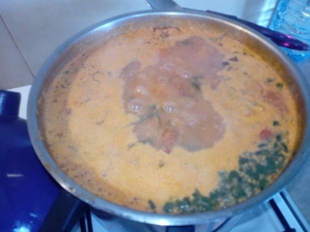 Pomidorowa z polnymi pomidorami