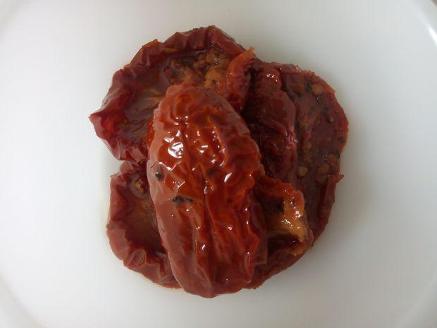 Pomidorowa z Suszonymi Pomidorami i Kaszą