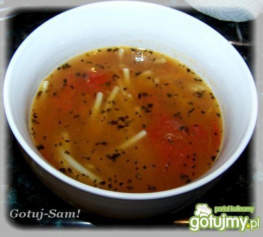 Pomidorówka koktajlowa