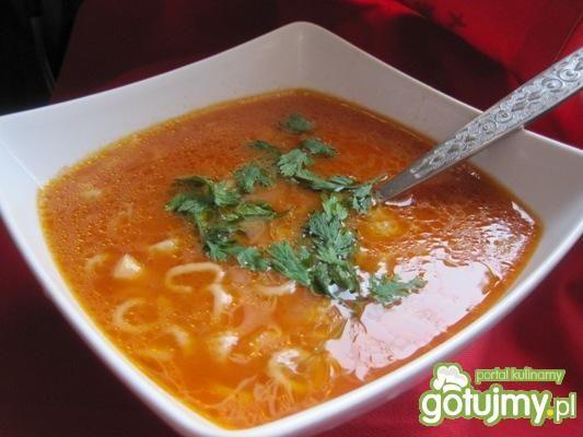 Pomidorówka wg Joli 2
