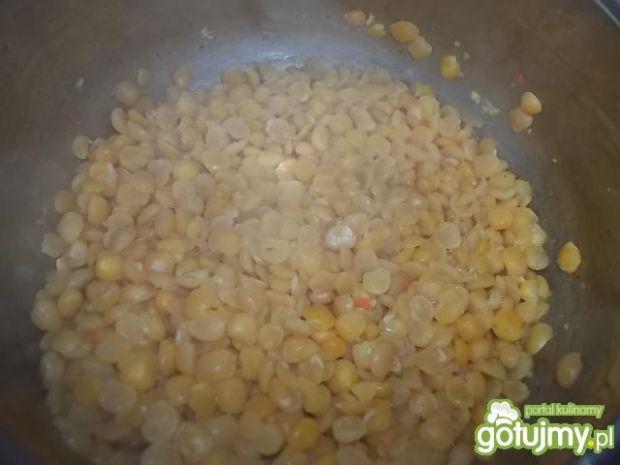 Pomidorowy groch