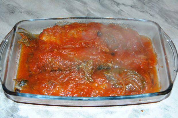 Pomidorowy śledź