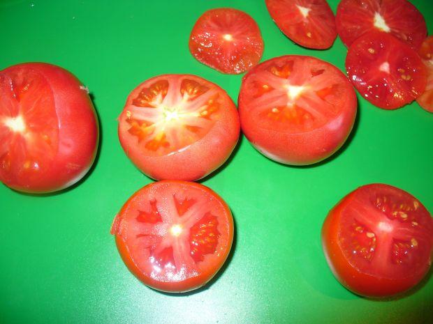 Pomidory faszerowane kalarepką z ryżem