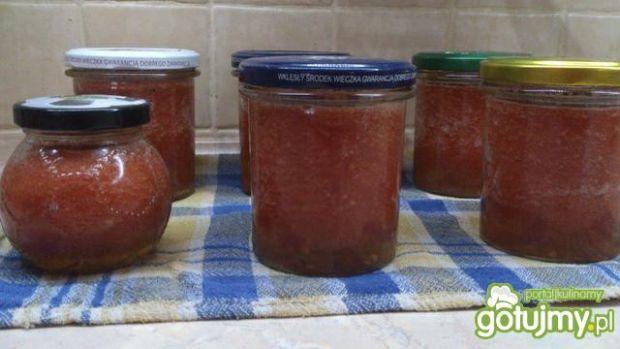 Pomidory na zimową zupę