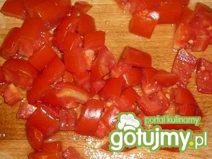 Pomidory w śmietanie  4