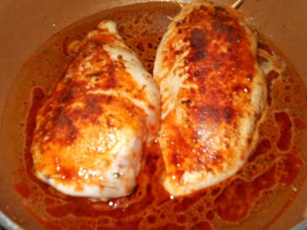 Poświąteczna pierś z kurczaka