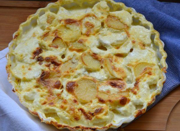 Potato dauphinoise czyli zapiekanka ziemniaczana