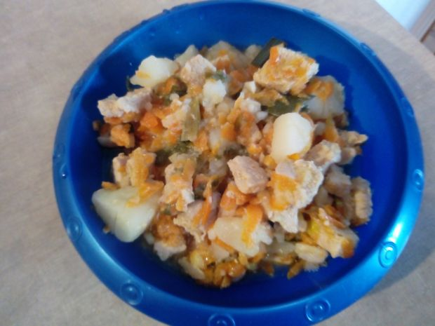 Potrawka mięsno - warzywna