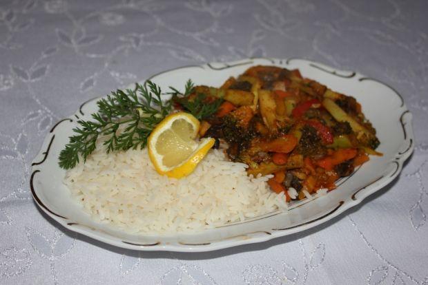 Potrawka warzywna
