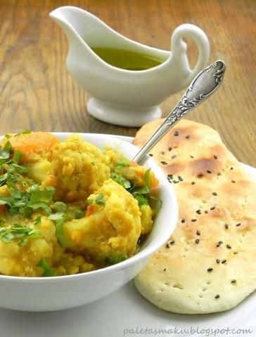 Potrawka warzywna na indyjską nutę