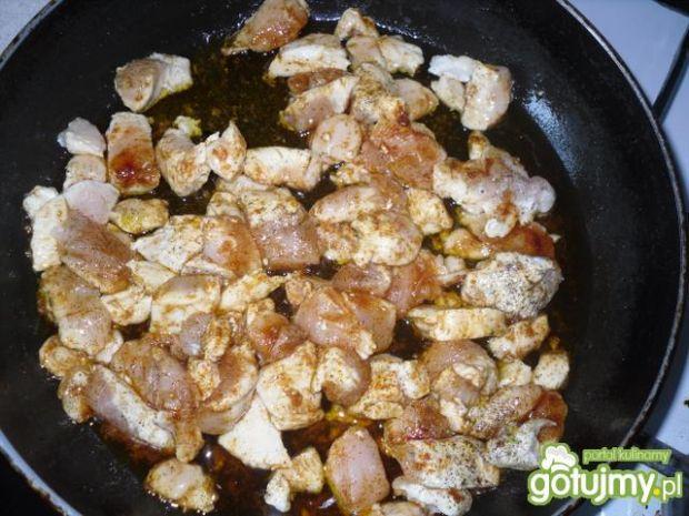 Potrawka z cukinii i kurczaka