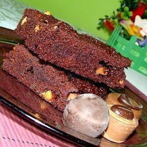 Potrójnie czekoladowe brownie