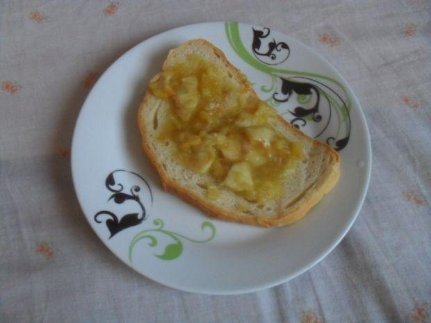 Powidła jabłkowe z cynamonem