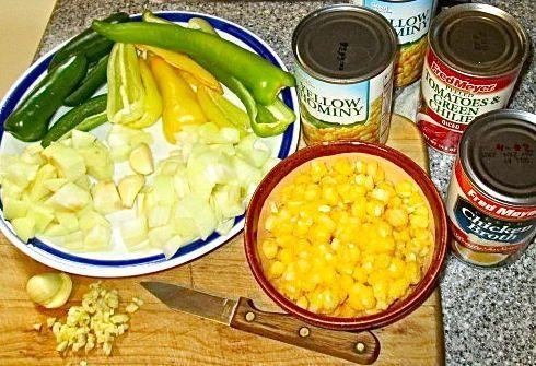 Pozole - gulasz meksykański
