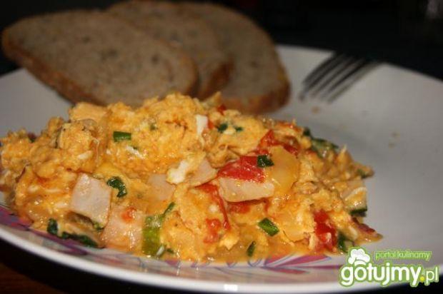 Pożywna jajecznica