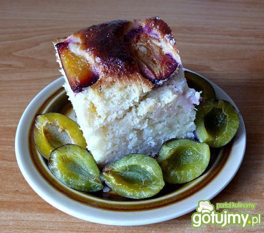 Prawdziwe drożdżowe ciasto