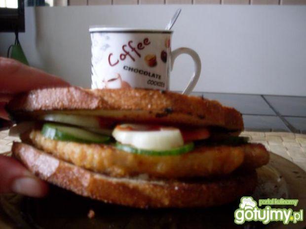 Prawie angielskie śniadanko