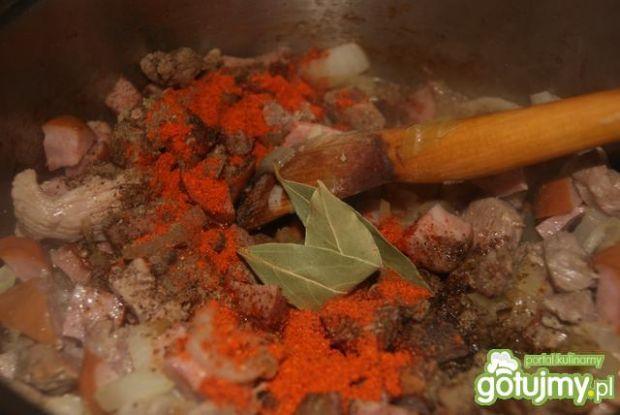 Prawie szatańskie jadło z młodej kapusty