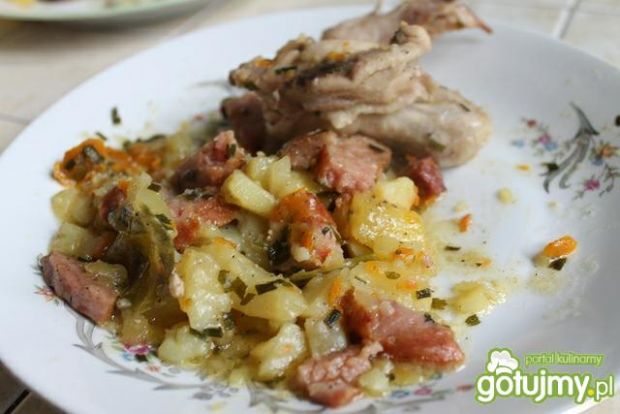 Prażone ziemniaki
