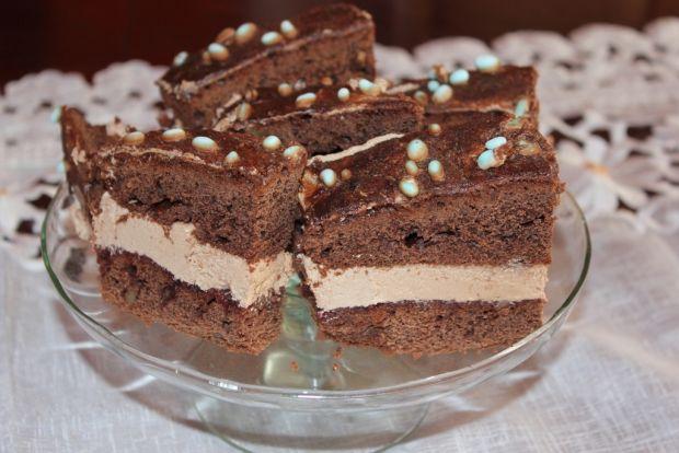 Proste ciasto kakaowe