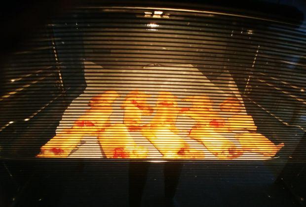 Przekąski z ciasta filo
