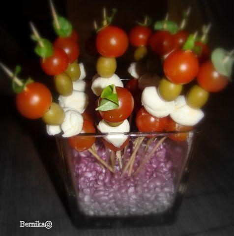 Przekąskowy wazon