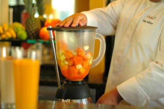 Przepisy na smoothie (4 porcje)