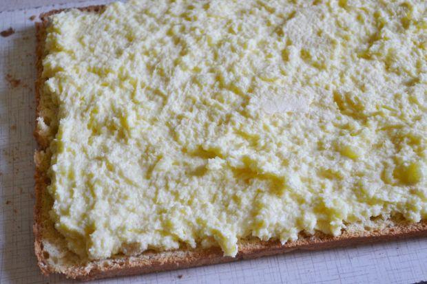 Puchatek, czyli ciasto z kremem