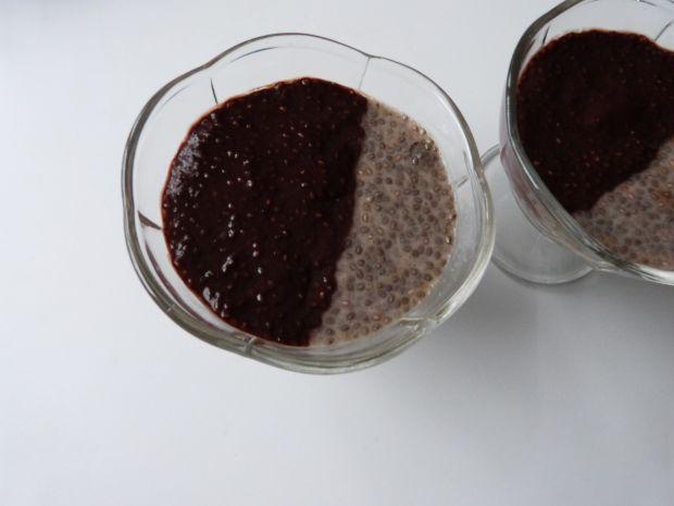 Pudding bananowo-kakaowy