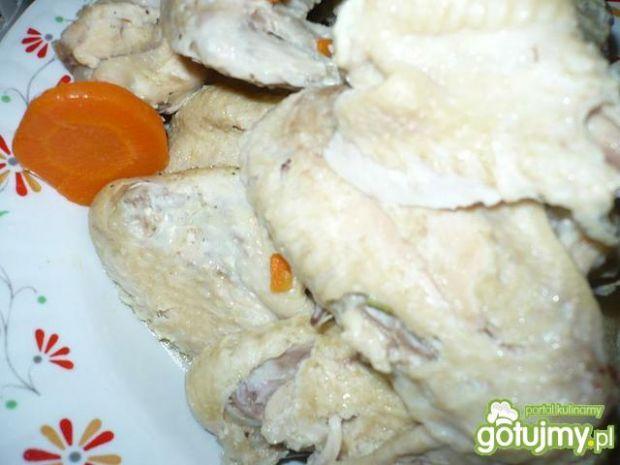 Pudliszkowa zupa z kurczakiem