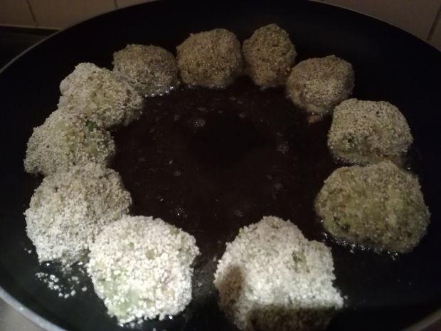 Pulpeciki kalafiorowo-brokułowe