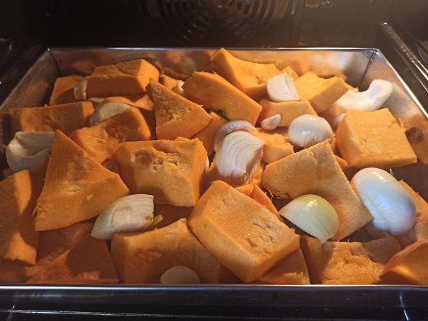 Pulpeciki w sosie dyniowym