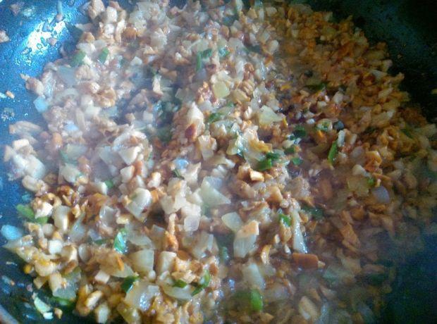 Pulpeciki w sosie kurkowym
