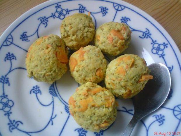 Pulpeciki z warzywami