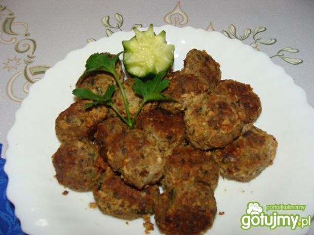 Pulpety mięsno- grzybowe Edzi
