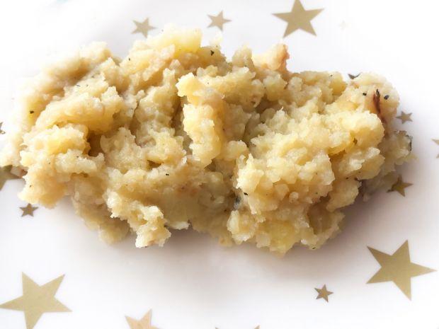 Puree z grillowanych ziemniaków