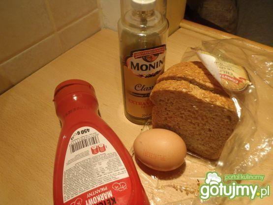 Puszyste grzanki w jajku