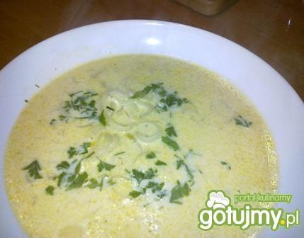 Pyszna zupa cebulowa
