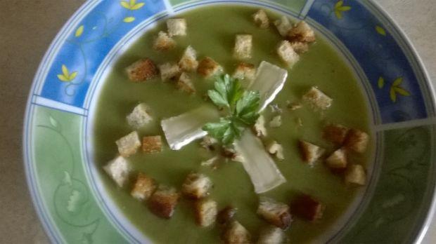 Pyszna zupa-krem z brokuła