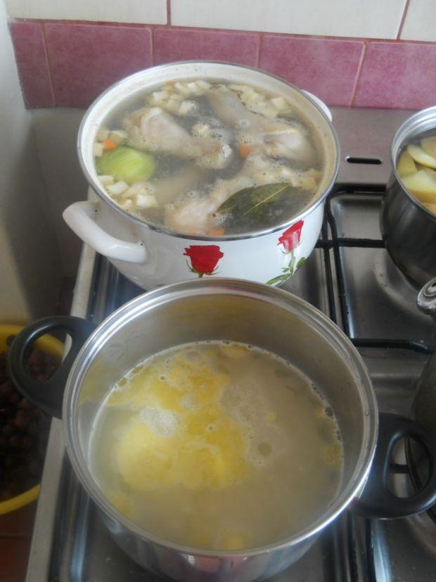 Pyszna zupa pomidorowa z kaszą jaglaną