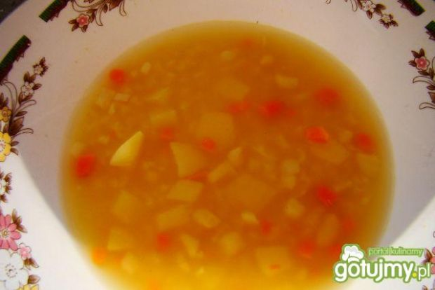 Pyszna zupa runflancka