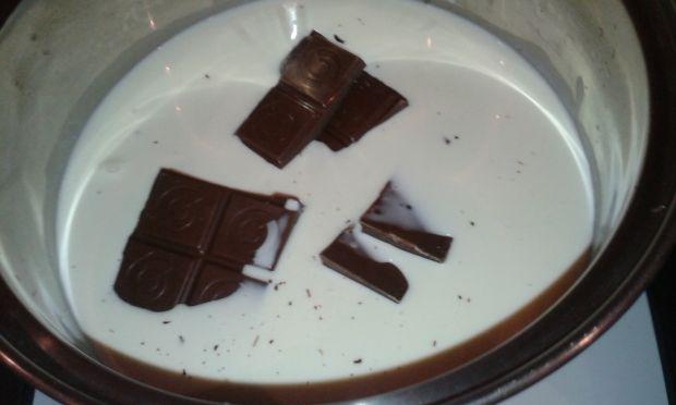 Pyszny krem czekoladowy
